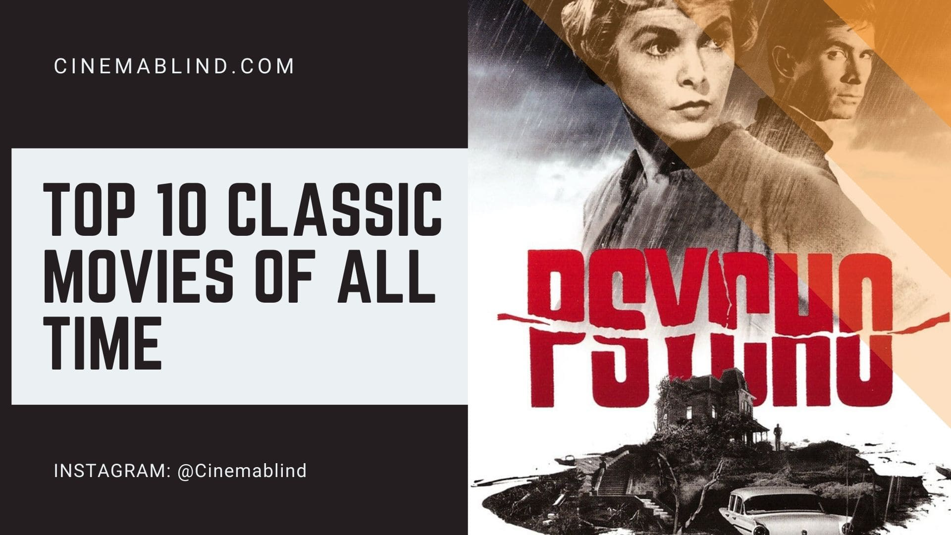 Top 10 classic Movies Of All Time