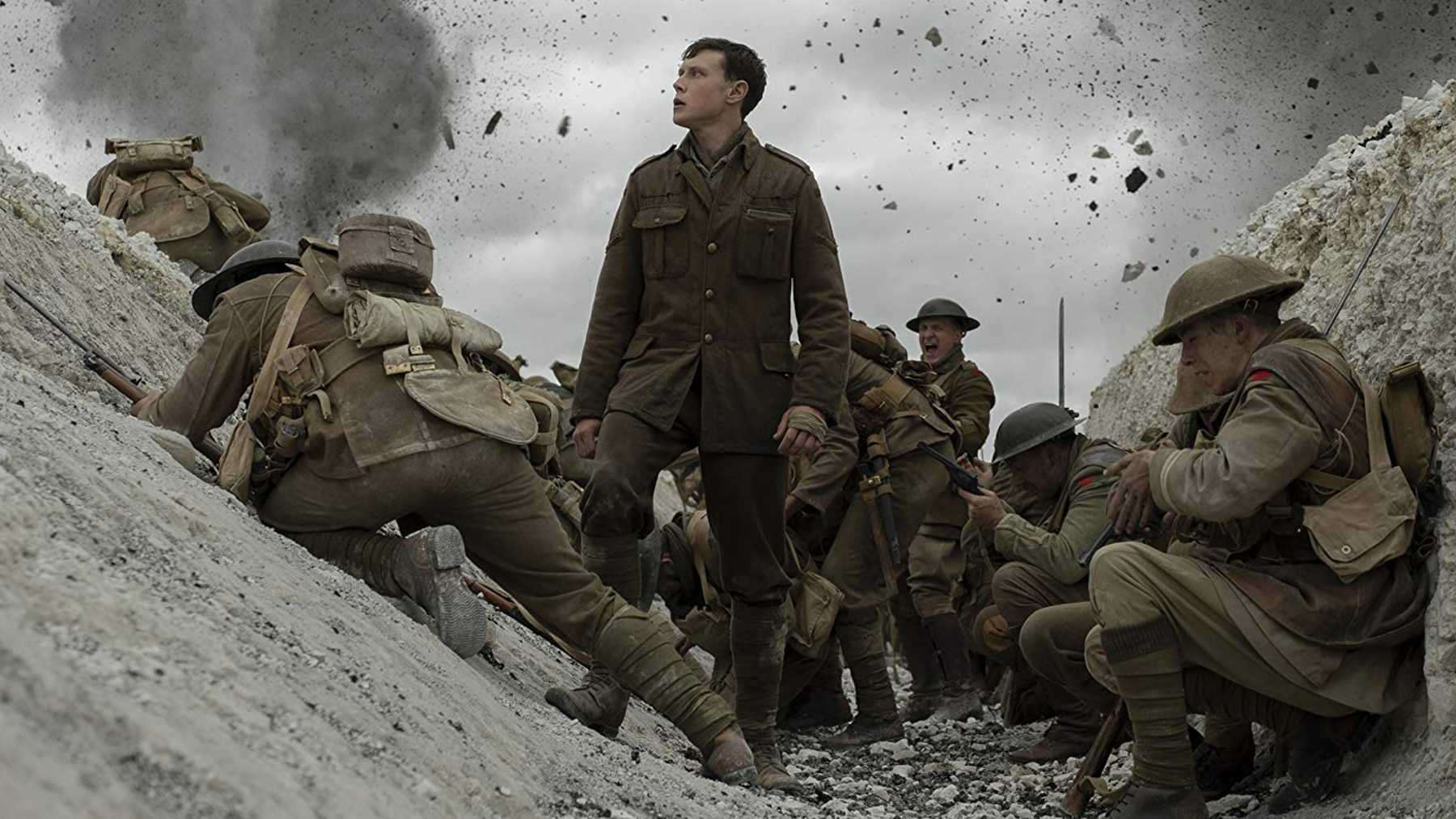 Top 10 War Movies of this Century