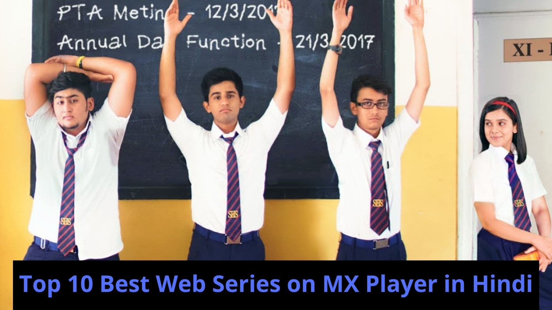Top 10 Best Web Series on MX Player in Hindi