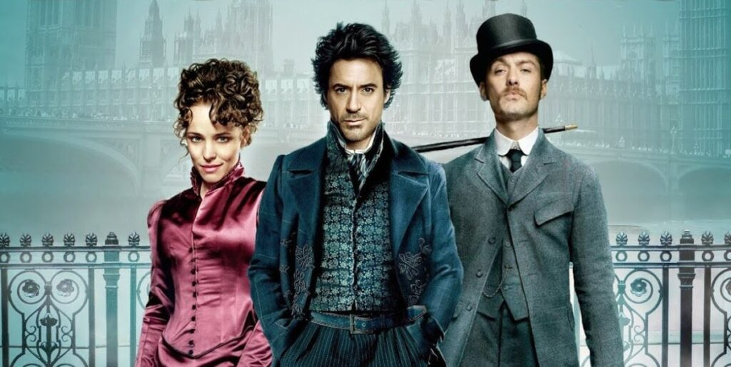 Upcoming Sherlock Holmes Movie
