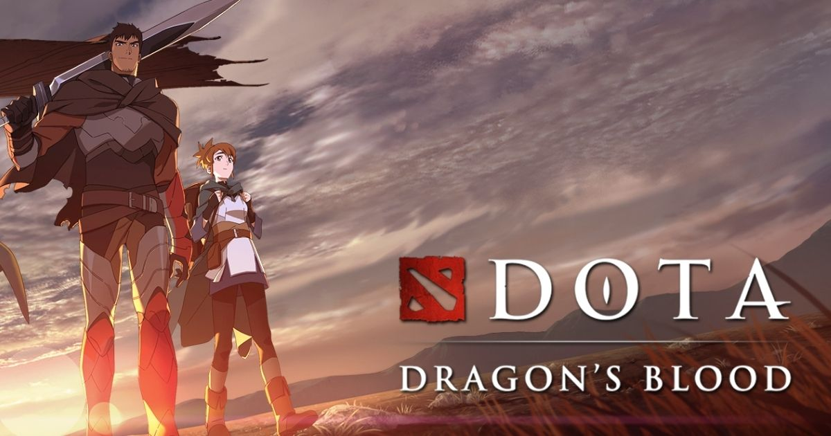 Netflix's DOTA: Dragon's Blood
