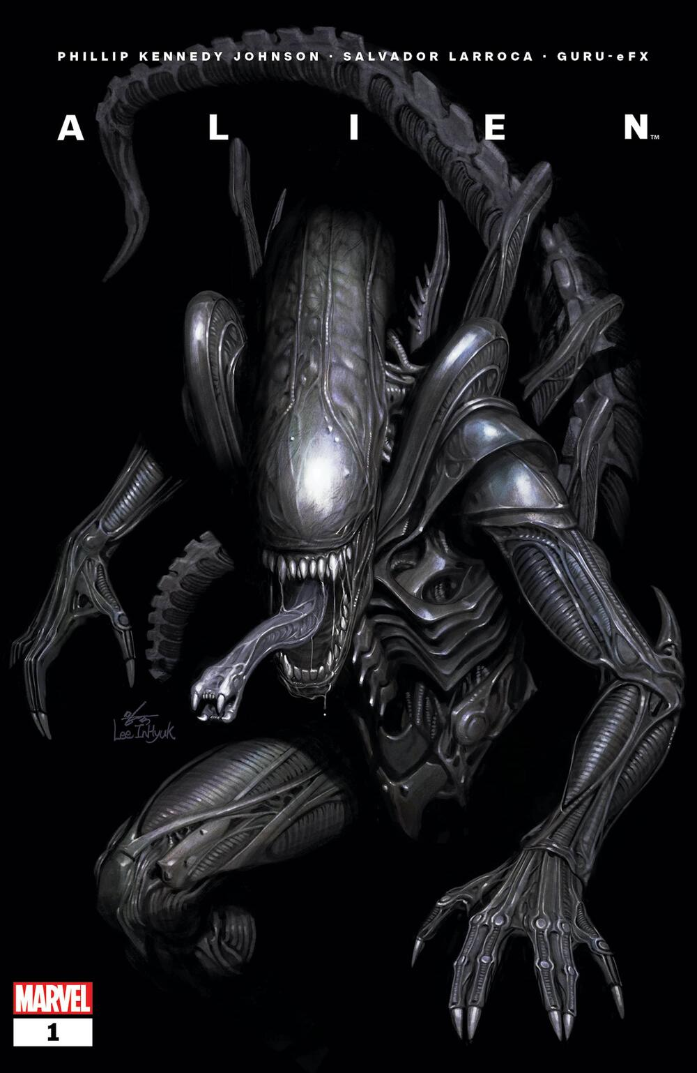 Marvel Comics' ALIEN #1