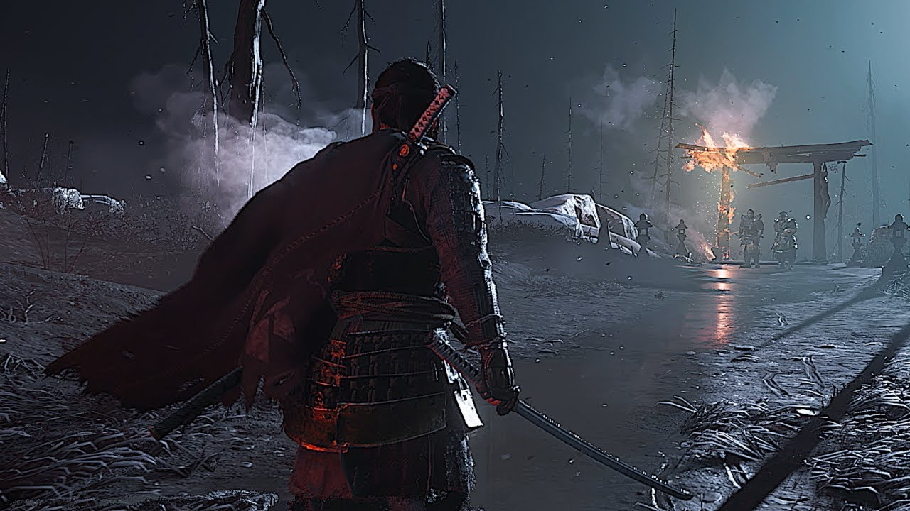 Ghost Of Tsushima - A Live-Action Film in the Works