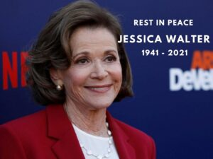 Rest in Peace - Jessica Walter