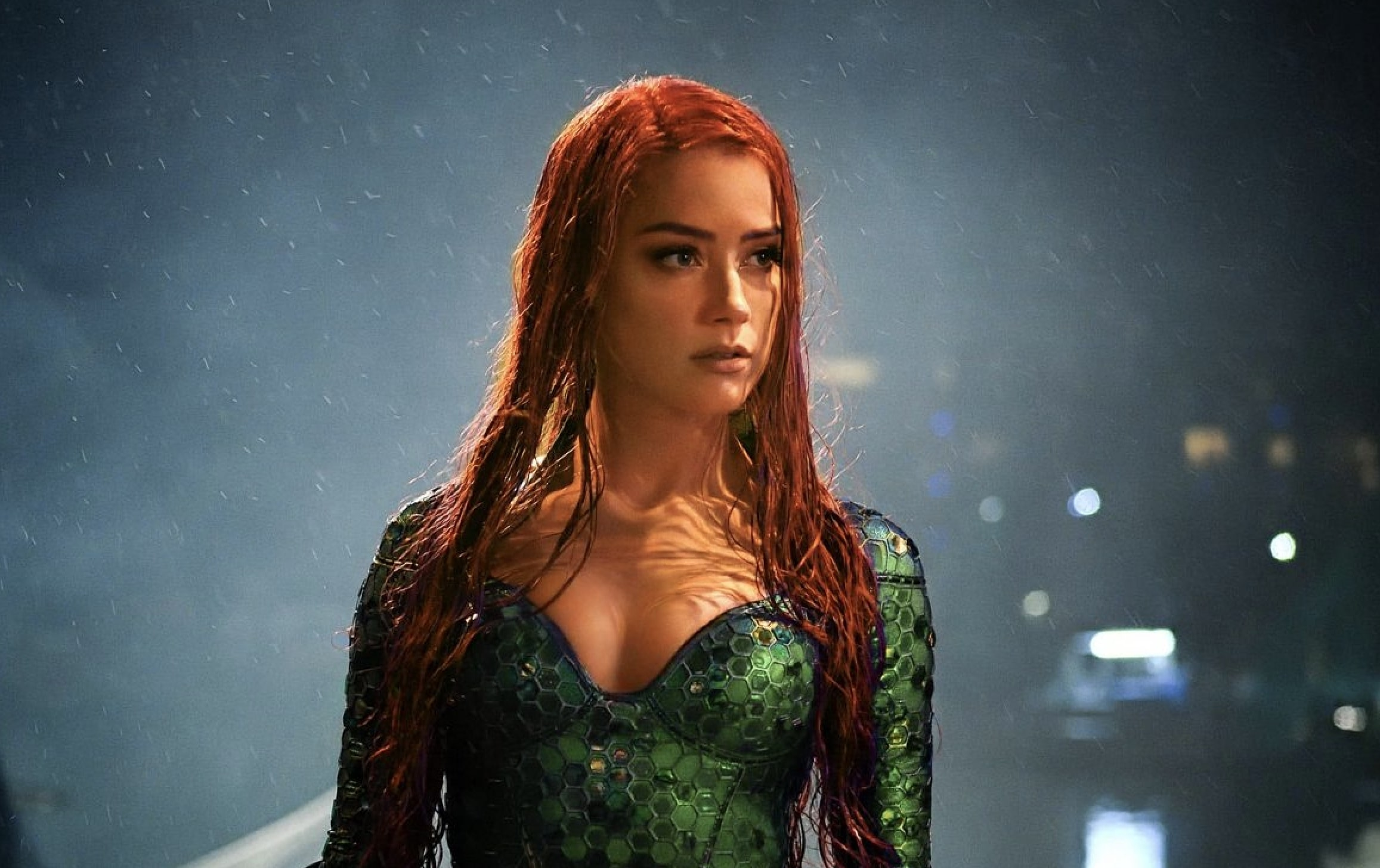 Amber Heard Fired From Aquaman 2