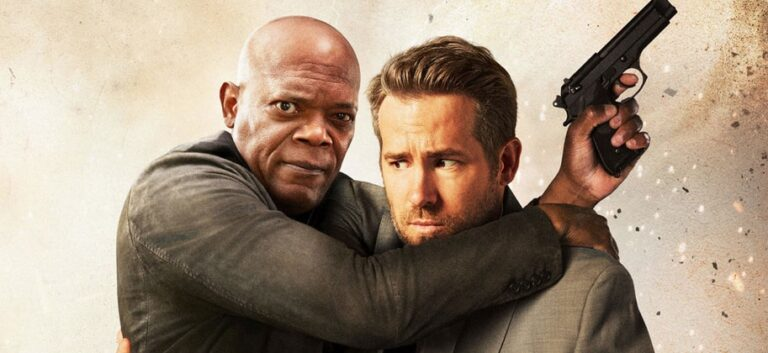 The Hitman's Wife's Bodyguard film