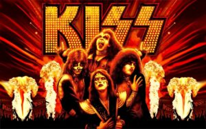 KISS Biopic in the Works at Netflix