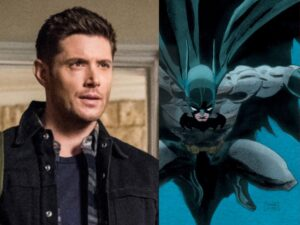 Jensen Ackles as Batman