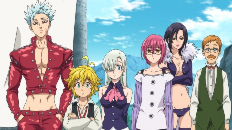 The Seven Deadly Sins Watch Order Guide