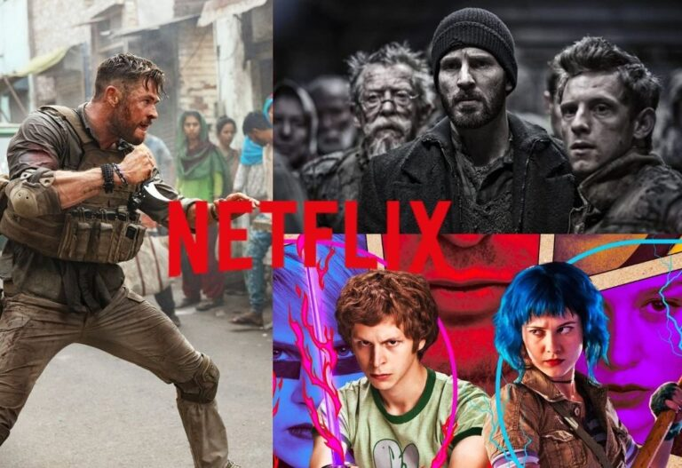 Best Action Movies on Netflix