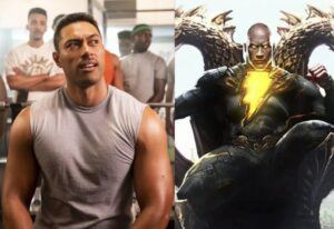 Black Adam Uli Latufeku Joins the Cast