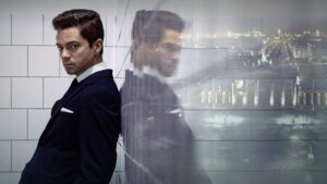 Dominic Cooper's Spy City Trailer